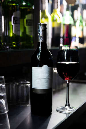 Red wine is a type of wine made from dark-colored grape varieties