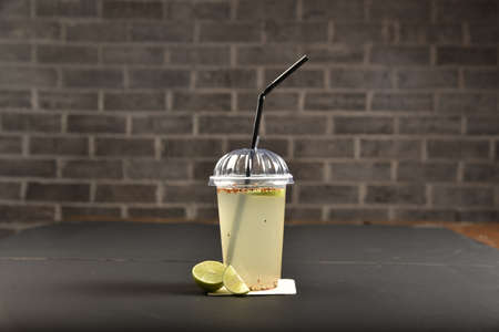The Bootleg hails from Minneapolis. It's a refreshing cocktail made with naturally sweetened lemon-limeade blended with mint, plus gin, vodka or bourbon and club soda