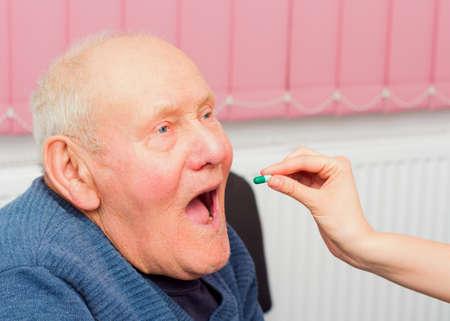 senile: Elderly Dementia