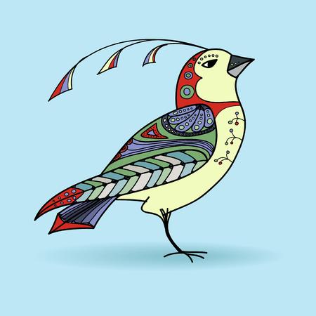gimmick: Magic Abstract Bird