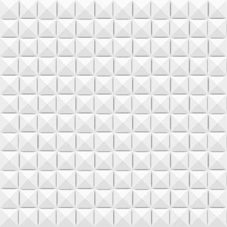Fondo de la manera. textura abstracta blanco. textura geométrica luz. diseño de fondo. patrón geométrico. Negocios cubierta blanca. fondo simple luz. Ilustración de vector