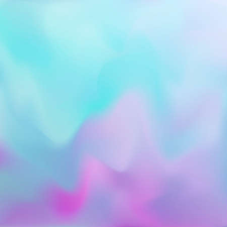 painterly effect: Vector color blur background. Abstract texture. Pastel vintage design background Illustration