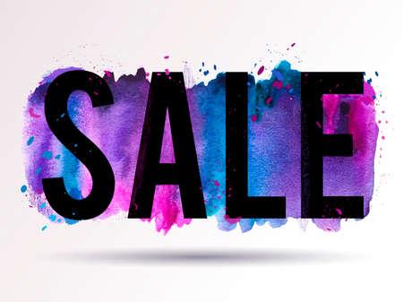 Sale-splash-blue-violet-pink