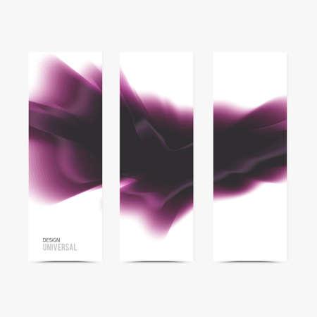 Banner-violet-blend Ilustração