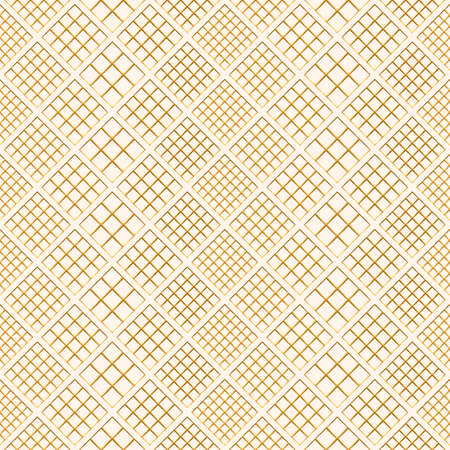 Gold structured pattern Illustration