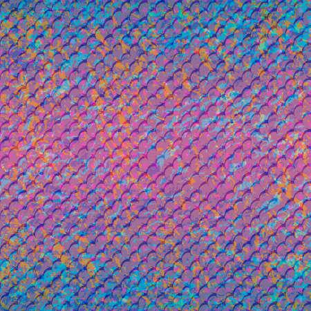 Pattern-pink-fish