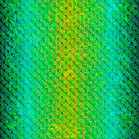 Pattern-snake-blue