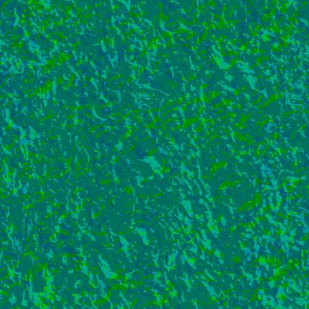 Pattern-turquoise-camo Illustration
