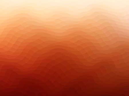 Texture-wave-orange Illusztráció