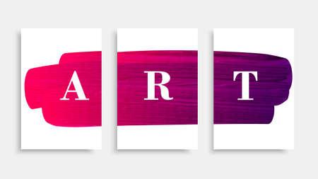 Art-banner-pink