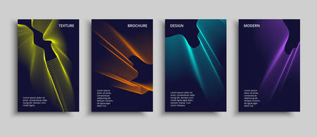 Minimal covers design. Vector modern design. Vector abstract geometric shapes.