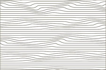 Vector glitch background. Deformation liner background Ilustração