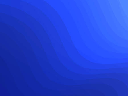 Vector background with wave effect texture. Technology modern abstract background. Fluid shapes composition. Geometric blue wave background