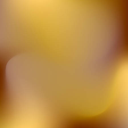 Vector colorful modern background. Fluid abstract composition. Golden gradient. Vector golden texture.