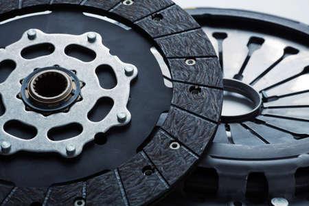 Vehicle clutch and Pressure plate close up