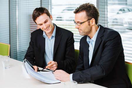 採用担当者の評価結果の確認