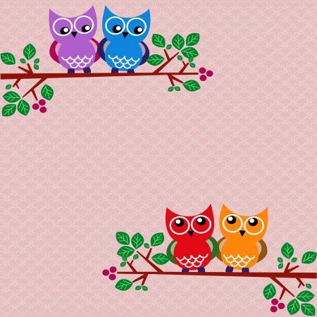 hoot: owl