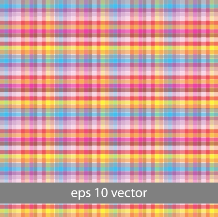 fabric pattern Stock Vector - 16002907