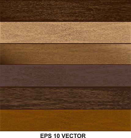 wooden Stock Vector - 16599478