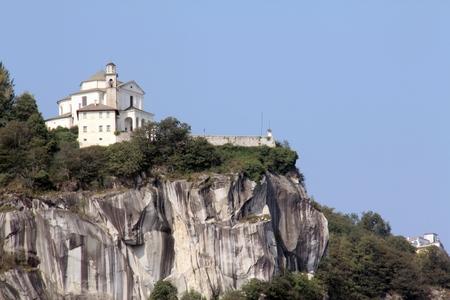 orta: Sanctuary of Madonna del Sasso, Verbania, Italy