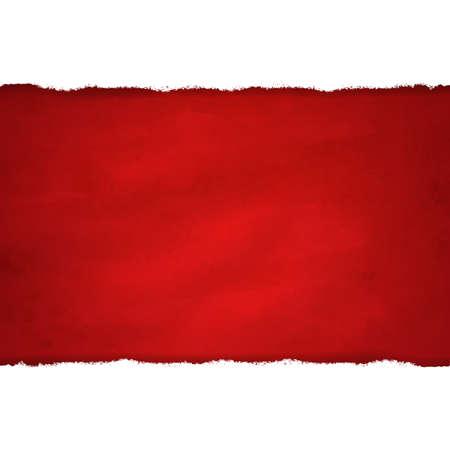 립 백서와 그라디언트 메쉬, 일러스트와 함께 어두운 빨간색 배경 일러스트