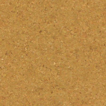Cork Board Texture, Vector Illustration Vector