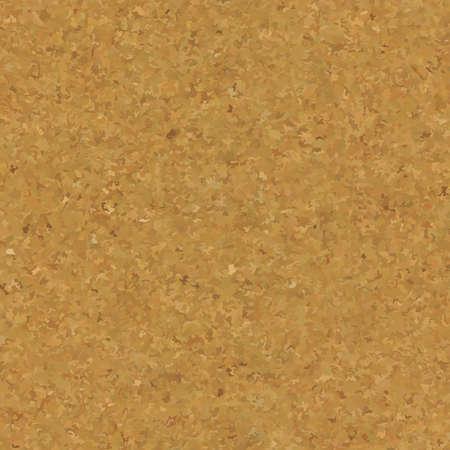Cork Board Texture, Vector Illustration Stock Vector - 19580420