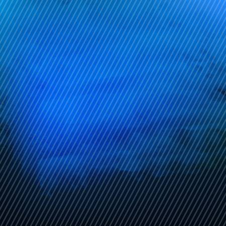 Dark Blue Texture With Gradient Mesh, Vector Illustration