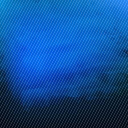 Dark Blue Texture With Gradient Mesh, Vector Illustration