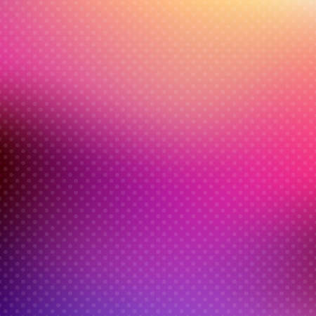 Color Background With Gradient Mesh, Vector Illustration Vector