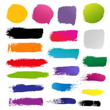 blots: Blots For Design, Vector Illustration