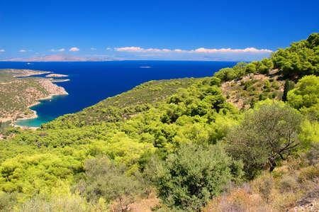 poros: Poros Island , Greece