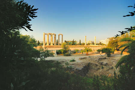 olympian: The Temple of Olympian Zeus