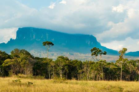 Kukenan Tepui, Gran Sabana, Canaima National Park, Venezuela