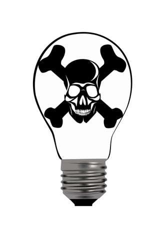 bulb skull