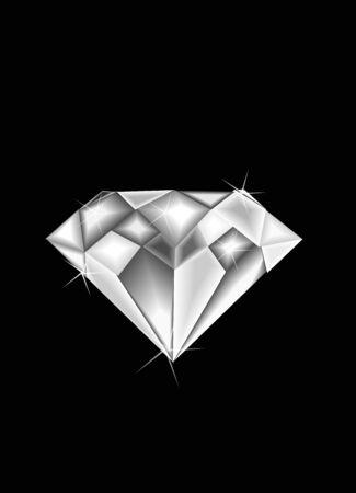 diamante: Diamante Vectores