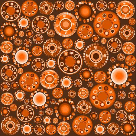 ethno: Ethno pattern Illustration