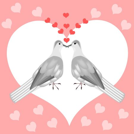 lovebirds: Turtle doves in love
