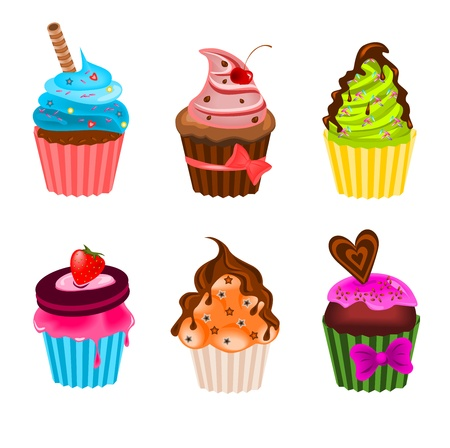 icing: Cupcakes