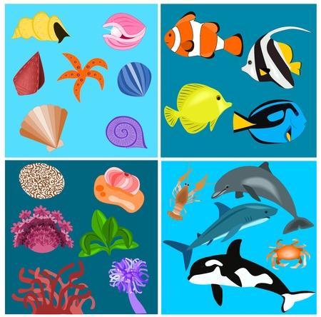 hippocampus: Sea set
