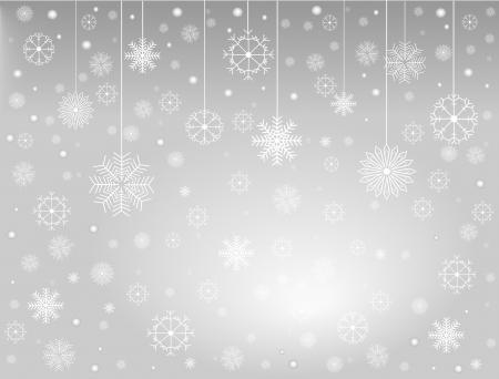 Snowflakes 3 Stock Vector - 15010353