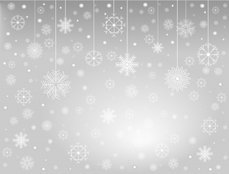 Snowflakes 3 Stock Vector - 15010353