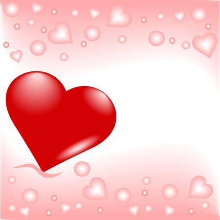 Heart Stock Vector - 17343701