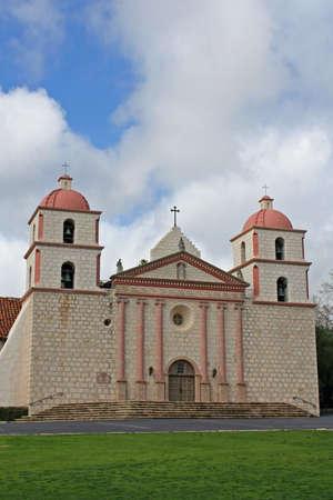 santa barbara: Santa Barbara Mission