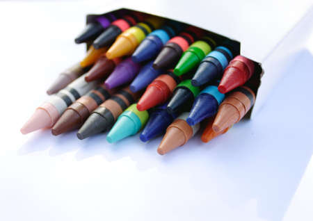 Child's Crayons