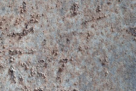 corten: rusty grunge steel  for background Stock Photo