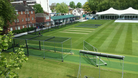 lord's: Lords Cricket Ground Training Area, London