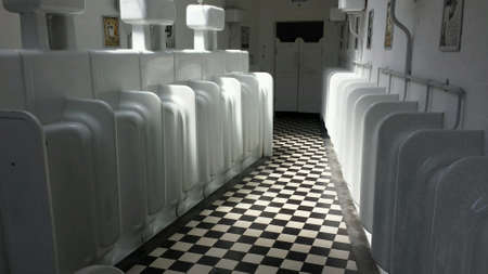 lord's: Urinals, Lords Cricket Ground, London