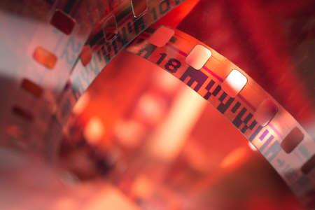 film: film reel