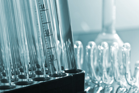 science laboratory test tubes, laboratory equipment